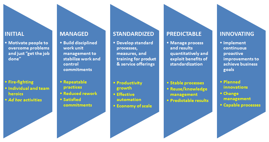 Business Model Business Process Maturity Model